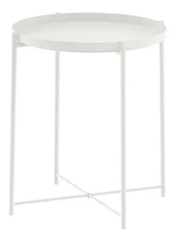 Ikea Gladom Mesita De Noche O Servicio