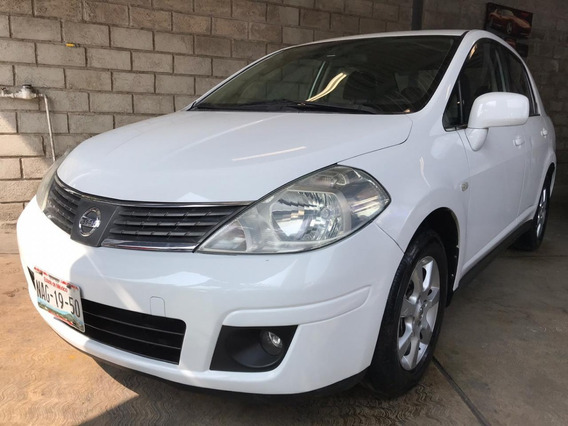 Nissan Tiida Sedan Emotion 2008 Std Aa Ee Rines