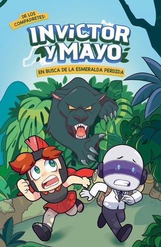 Imagen 1 de 2 de Los Compas Invictor Y Mayo En Busca De La Esmeralda Perdida