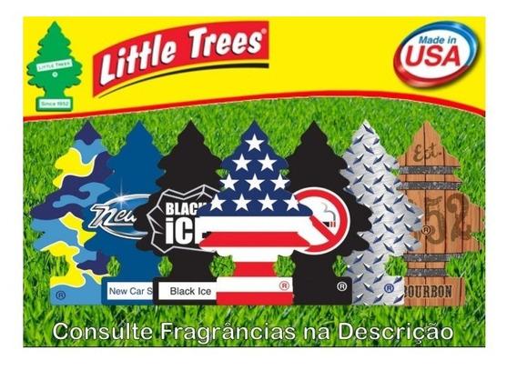 Little Trees 10 Unidades - Frete Gratis - Envio Imediato