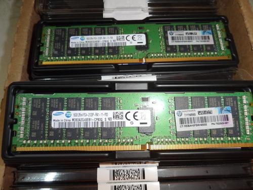 Memória Pc4-2133 16 Gb  Ecc Registrada Samsung Oferta