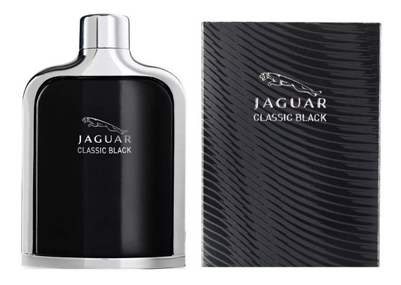 Perfume Jaguar Classic Black 100ml Edt Original Super Oferta