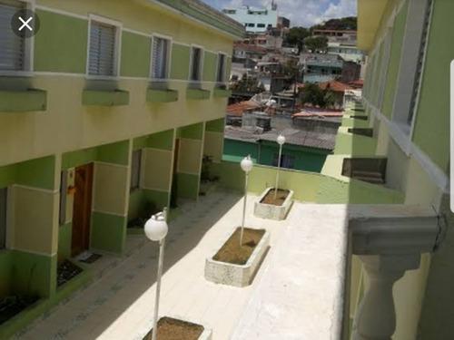 Imagem 1 de 7 de Casa De Condomínio A Venda No Parque São Lucas, São Paulo - V2068 - 33887316