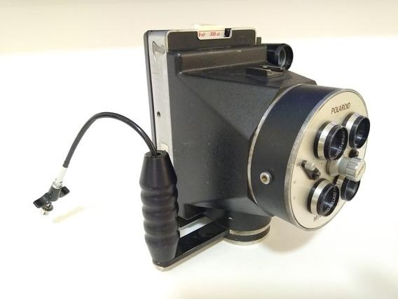 Máquina Fotográfica Polaroide Antiga