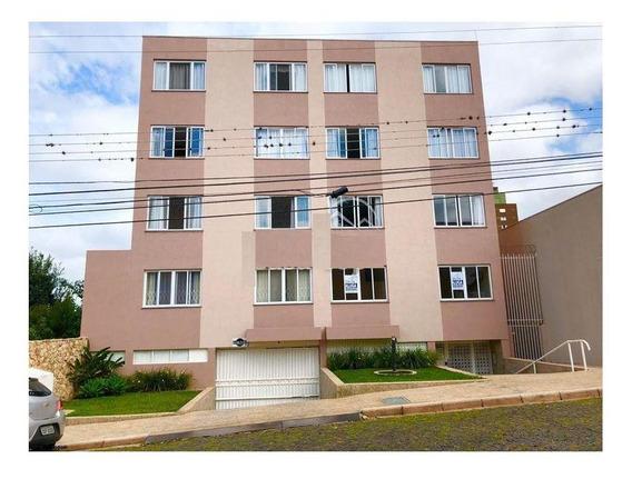 Apartamento Para Venda Em Ponta Grossa, Centro, 3 Dormitórios, 1 Suíte, 1 Banheiro, 1 Vaga - Mr19 -028_1-1532699