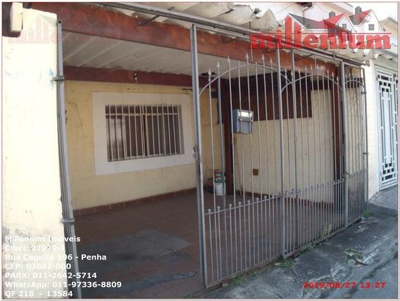 Casa Para Aluguel, 2 Dormitórios, Penha De França - São Paulo - 218