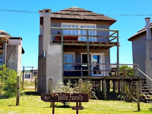 Villa Fausta - Cabaña 2 En Punta Del Diablo