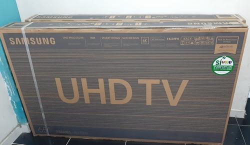 Imagen 1 de 5 de Televisor Led Samsung 65 Pulgadas Uhd 4k Smart Tv Serie 7