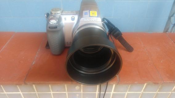 Câmera Sony Cyber Shot Dsc - H2/h5 Profissional
