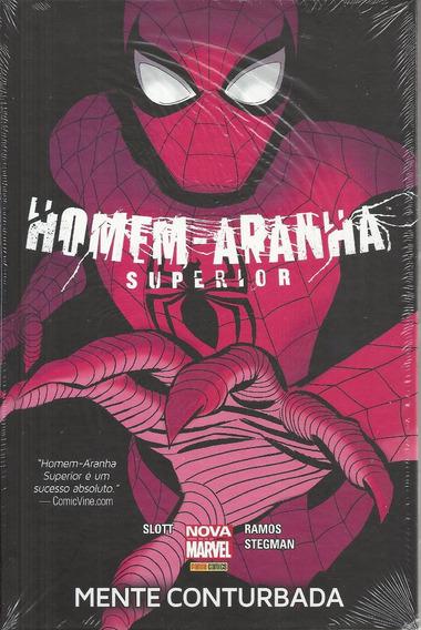 Homem-aranha Superior Mente Conturbada - Bonellihq Cx37 D19