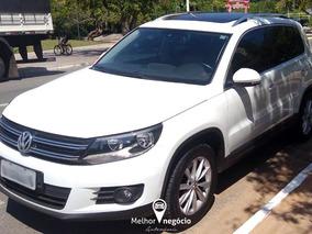 Volkswagen Tiguan 2.0 Tsi 200cv Tiptronic 2015 Branca