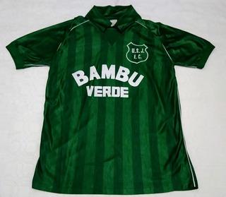 Camisa União São João De Araras 1986 Usada Em Jogo