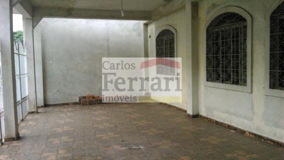 Casa Térrea Água Fria - Cf19212