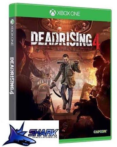 Deadrising 4 Xboxone Midia Fisica Lacrado! Em Português