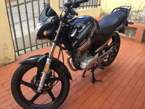 Yamaha Ybr 125 Esd Modelo 2015.