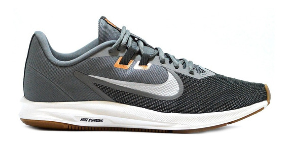 Tênis Nike Masculino Downshifter 9 Smoke Grey Original