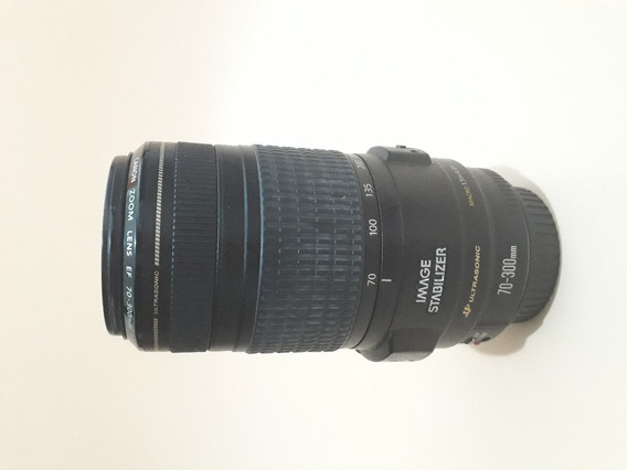 Canon Ef 70-300mm F/4-5.6 Is Usm Excelente Estado