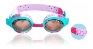 Goggles De Natación Princesa Princess Niña !envío Gratis!