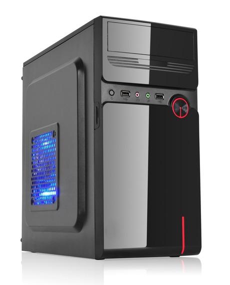 Computador Intel Pentium 4gb E 500gb Hd