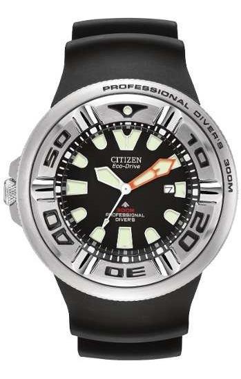 Relógio Citizen Bj8050-08e Profissional Diver Ecozilla