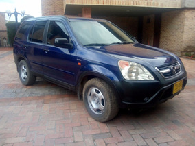 Honda Cr-v 2004, 4x4 Awd Full Equipo