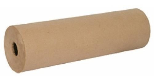Papel Semi Kraft Pardo Rolo Bobina 60cm 2kg Caixa Com 3