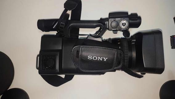 Câmera Filmadora Sony Xdcam 160 Profissional Novíssima