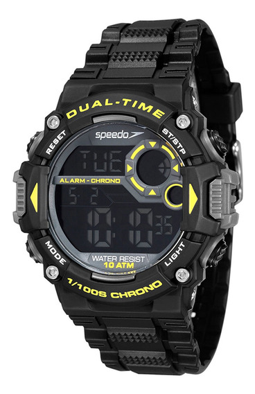 Relógio Pulso Masculino Speedo Original