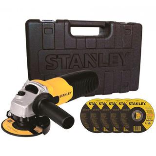 Esmerilhadeira Angular 4.1/2 710w 110v Stgs7115kd Stanley