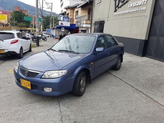 Mazda Allegro, Mec,full, 1.3cc 2002