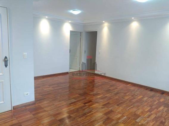 Apartamento Com 3 Dormitórios Para Alugar, 107 M² Por R$ 2.400/mês - Vila Adyana - São José Dos Campos/sp - Ap3108