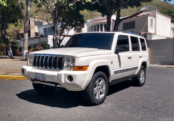 Jeep Commander 2007 Blindada Nivel Iii 8.000 D0l4res