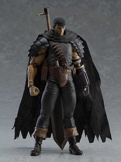 Figma 359 Guts: Black Swordsman Berserk Original Max Factory