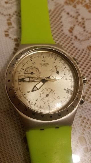 Swatch Irony Aluminio Crono