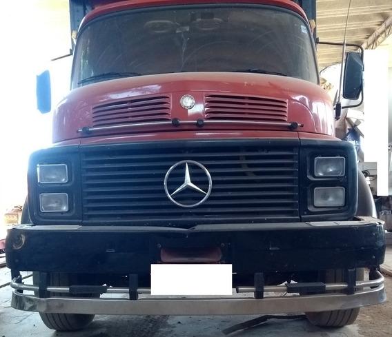 Mercedes 1316 Truck Ano 1986 Reduzido Carroceria Boiadeira