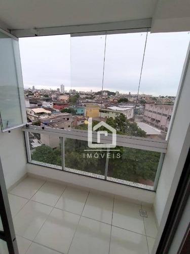 Imagem 1 de 20 de Apartamento Com 2 Dormitórios, 55 M² Por R$ 205.000 - Ataíde - Vila Velha/es - Ap0432