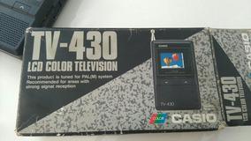 Casio Tv 430 Não Liga!