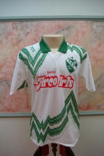 Camisa Futebol Tanabi São Paulo Ccs Jogo Antiga 964