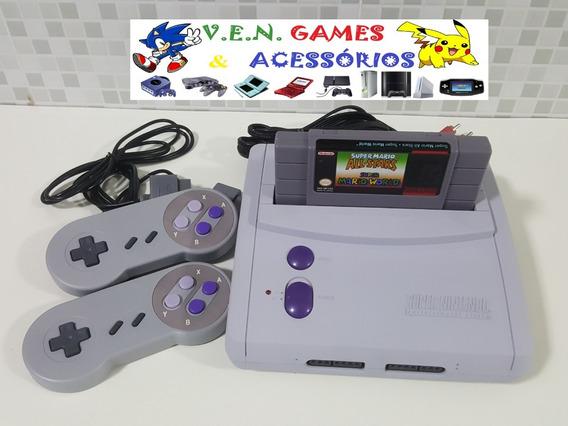 Super Nintendo Baby + Mario 5 In 1 /top 1/sunsetriders/dk1