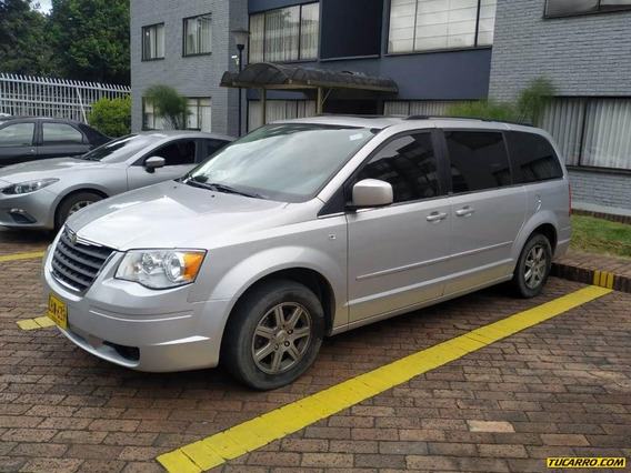 Chrysler Town & Country 3.8cc At Aa 7psj