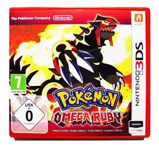 Pokemon Omega Ruby Europeo - Nintendo 2ds & 3ds