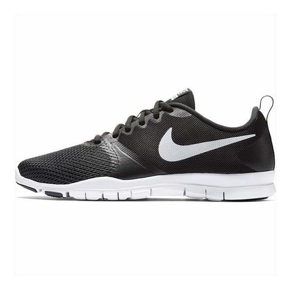 Tenis Nike Flex Essential Tr Blanco/negro Mujer- 924344 001