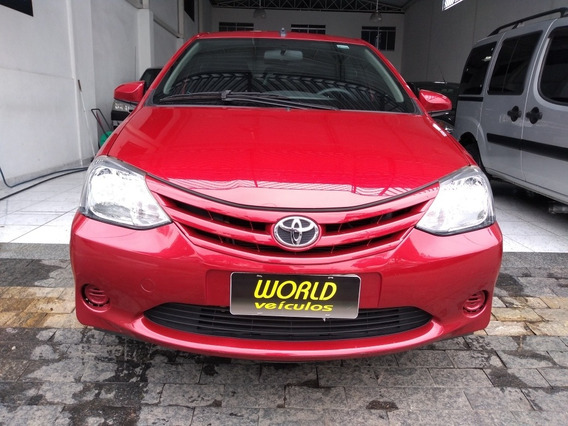 Toyota Etios Xs 1.5 Automático 4p