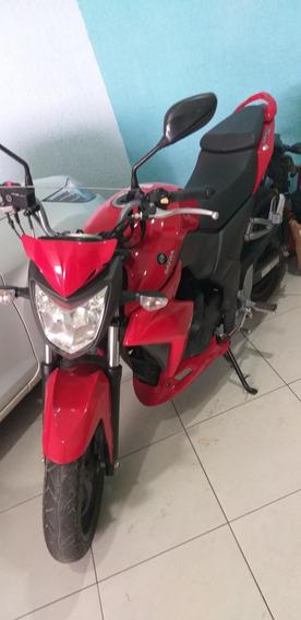 Moto De Garagem, Super Conservada, Manual ,chave Reserva.