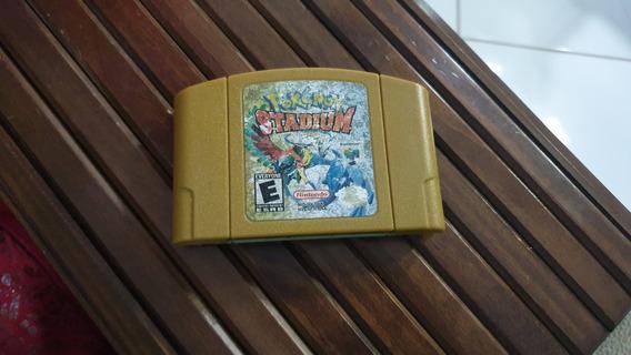 Pokemon Stadium 2 N64 Original