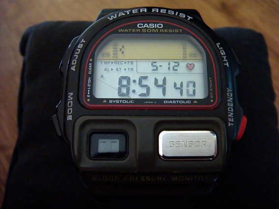 Reloj Casio Bp-100 Vintage De Los 90s Excelentes Condiciones