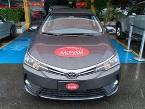 Corolla 1.8 Gli 16v Flex 4p Automático 36849km