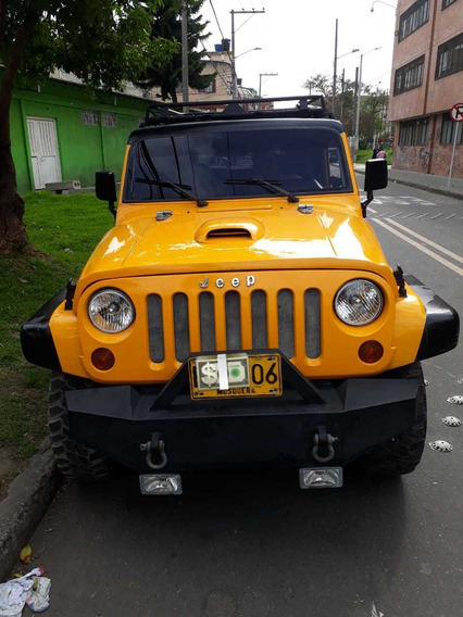 Jeep Comando 3.2 Turbo Diesel