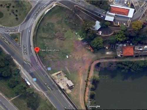 Área, Alphaville, Campinas - Ar00081 - 68874054