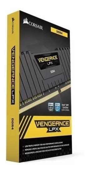 Memoria Ram 16gb Ddr4 Corsair Vengeance 3200 Mhz 2x8gb